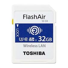 Toshiba SD-Card FlashAir 32 GB W-04