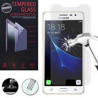 Lot/ Pack Film Verre Trempe Protecteur Protection pour Samsung Galaxy J3 Pro