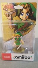 AMIIBO LINK MAJORA'S MASK THE LEGEND OF ZELDA NINTENDO SWITCH PRECINTADO SEALED