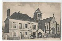 12 GREZANCY , LA MAIRIE
