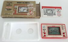 NINTENDO GAME WATCH MICKEY MOUSE MC-25 BOXED & PAPERS. EXTRA FINE CONDITION !!!!