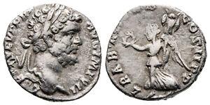 Imperio Romano-Septimio Severo. Denario 202-210 d.C. Roma. Plata 2,4 g.