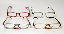 4 Cheetah Readers Fashion Reading Glasses +2.00 New With Tags