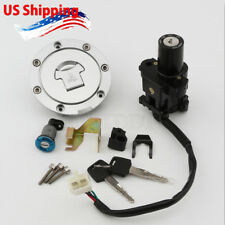 For Honda CBR600RR 2005 2006 05 06 Ignition Switch Gas Cap Cover Lock w/Keys US