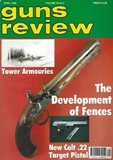 GUNS REVIEW - THREE ISSUES FROM 1996 (4 - 6)