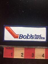 BOB'S FOOD SERVICE Advertising Patch 77YC
