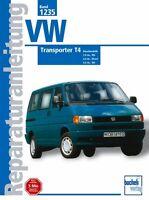 VW Transporter T4 1996-1999 Diesel 1,9 2,4 Reparaturanleitung Reparatur-Handbuch