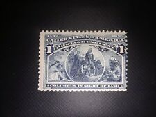 Travelstamps:1893 Us Stamps Scott#230 In Sight of Land mnh m og the Columbians