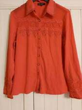 blouses  taille L / XL   rouge