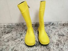 Onguard 881211533 Size 15 Men's Yellow Steel Toe Pull On Knee Boots