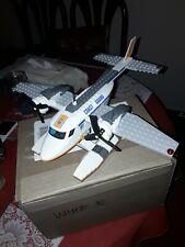 Lego City Coast Guard Plane 60015 with Minifigure