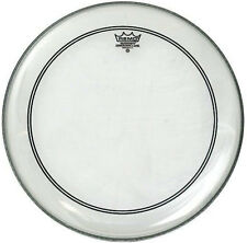 Remo POWERSTROKE 3 Clear Bass Drum pelliccia Drumhead 18""