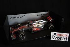 Minichamps McLaren Mercedes MP4-27 2012 1:18 #3 Jenson Button (GBR)