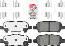 Disc Brake Pad Set-Base Rear Autopartsource VP1393K