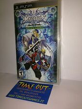 PSP BLAZBLUE CALAMITY TRIGGER PORTABLE USA VERSION NEW RARE NUOVO