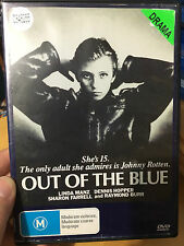 Out Of The Blue ex-rental DVD (1980 Dennis Hopper drama movie) RARE