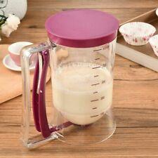 900Ml Batter Dispenser Pancake Cupcake Muffin Cups Diy Baking Cake Mix Tools