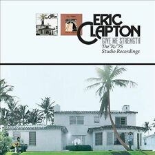 Give Me Strength: The '74/'75 Studio Recordings by Eric Clapton (CD, Dec-2013, 2 Discs, Universal)
