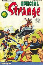 Comics Lug - Semic  Spécial Strange  N° 36