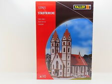 LOT 17461 | Faller HO 130905 Stadtkirche Town Church Bausatz NEU in OVP