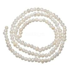 100% Natural Freshwater Pearl Loose Beads Lots Wholesales Keishi White 2-3mm