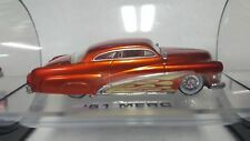 Hot Wheels Kalifornia Kustoms 51 Merc Tube