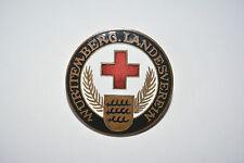 DRK Abzeichen Württemberg Antik Brosche Schwester Rotes Kreuz Nadel Pin