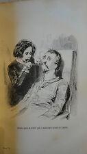 HOFFMANN  Contes Fantastiques         Morizot 1861 illustré par gavarni