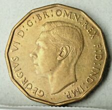 1944 GREAT BRITAIN 3 PENCE
