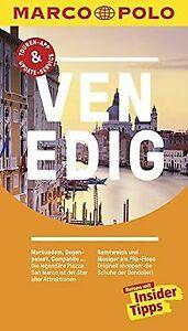 MARCO POLO Reiseführer Venedig: Reisen mit Insider-... | Buch | Zustand sehr gut