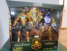 Marvel Legends HYDRA SUPREME and ARNIM ZOLA New In Box
