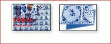 HOL9902 Old ceramic wall tiles with motifs 2 stamps