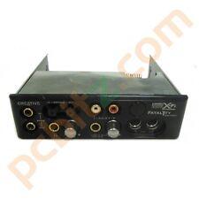 Creative Sound Blaster X-FI Fatal1ty Front Panel SB0250