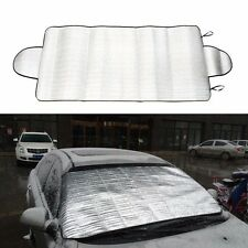 2Pcs Car Auto Visor Cover Sun Shade Windshield Protector Prevent Frost Snow Dust