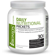 Bronson Complete Daily Nutritional Packets for Active Lifestyle, 30 Packets
