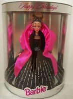 Mattel NIB Happy Holiday Barbie Doll 1998 Special Edition