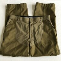 LL BEAN MEN'S GORE-TEX UPLAND FIELD Hunting PANTS. 38 X 29