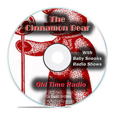 The Cinnamon Bear, 1,151 Old Time Radio Fiction Shows, OTR mp3 DVD G24