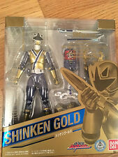 SH Figuarts Super samurai power ranger Gold ranger  **UK SELLER*
