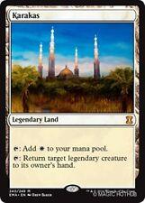 KARAKAS Eternal Masters MTG Land Mythic Rare