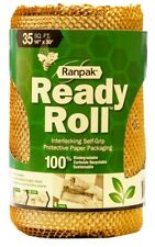 "30'x14"" Ranpak® Ready Roll™ Geami GreenWrap Paper Cushioning Wrap Alt to Bubble"
