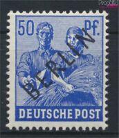 Berlin (West) 13 postfrisch 1948 Schwarzaufdruck (9223659