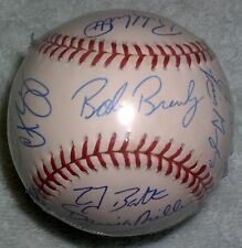 2001 Arizona Diamondbacks World Series Champion Team Signed Baseball