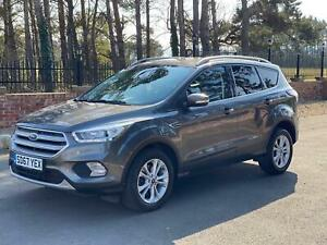 2017 Ford Kuga 2.0 TDCi Titanium Estate Diesel Manual