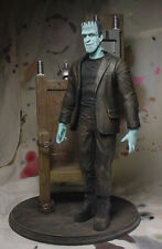 HERMAN MUNSTER FIGURE & ACCESSORIES w PROFESSIONAL PAINT