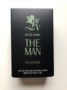 30 ml Otto Kern The Man Of Nature EDT Herren Men Parfum