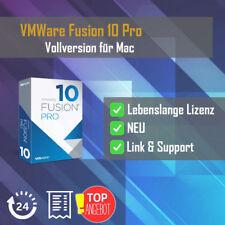 VMware Fusion 10 Pro 2017 Vollversion Mac [3 Geräte]
