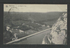 1911 WAULSORT BELGIUM LA MEUSE A FREYR POSTCARD