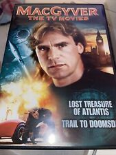 Macgyver: The Tv Movies Used - Very Good Dvd