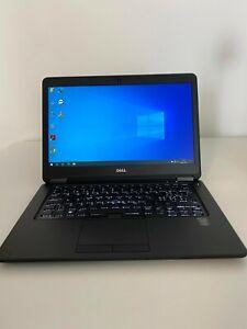 "Dell latitude E7450 ultrabook  i7-5600U/8GB/256GB SSD 14"" FHD  1920x1080 IPS"